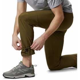 Columbia Triple Canyon Pantalones Hombre, new olive/shark